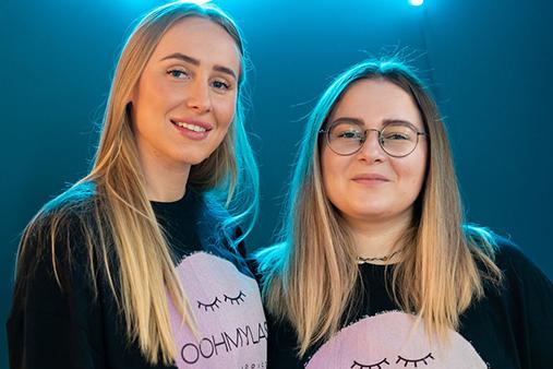 Ksenia and Olga